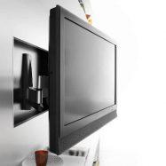 Телевизор на гипсокартоне