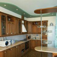 На кухне в квартире