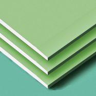 Листы с защитой от влаги всегда зеленных оттенков