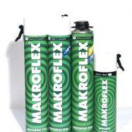 Монтажная пена марки Makroflex пользуется хорошим спросом у покупателей