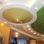 Многоуровневый потолок