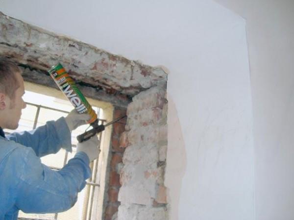 стоимость герметизации швов крыши