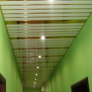 Реечные панели помогут создать яркий и привлекательный интерьер