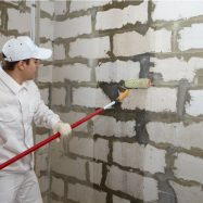 Обработка стен должна происходить качественно