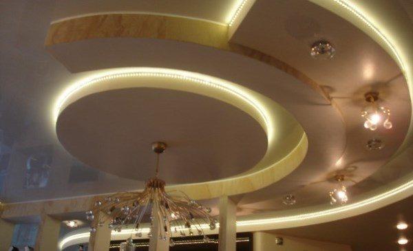 Готовый потолок