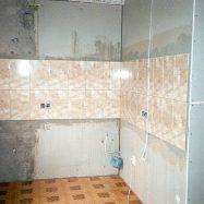 Подготовка ГВЛВ в ванне