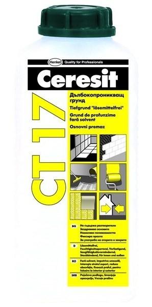 Ceresit CT 17 зимняя