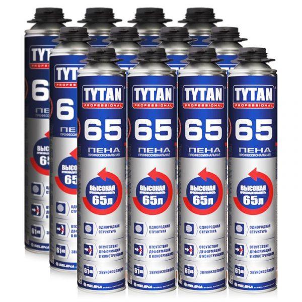 Пена Tytan 65