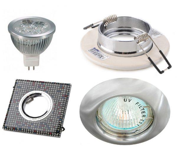 Светильник для лампы