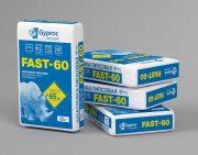 Гипсовая шпаклевка Giproc Fast 60