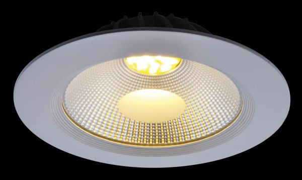 Штампованный светильник