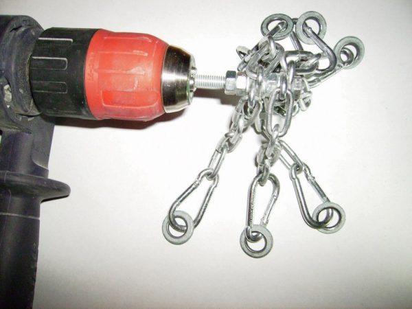 Механический демонтаж