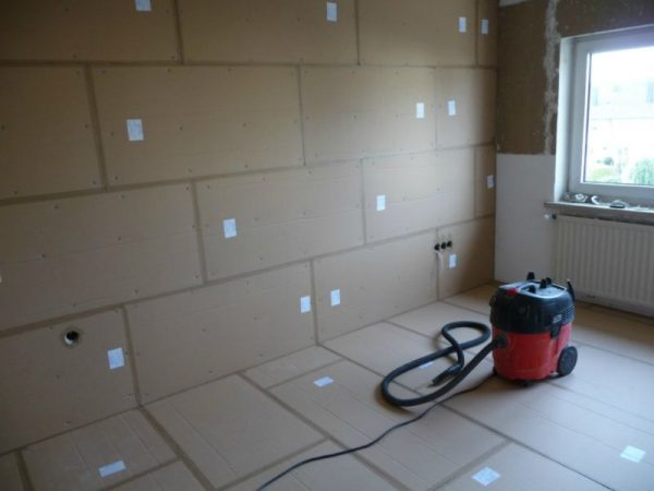 Звукоизоляция в комнате
