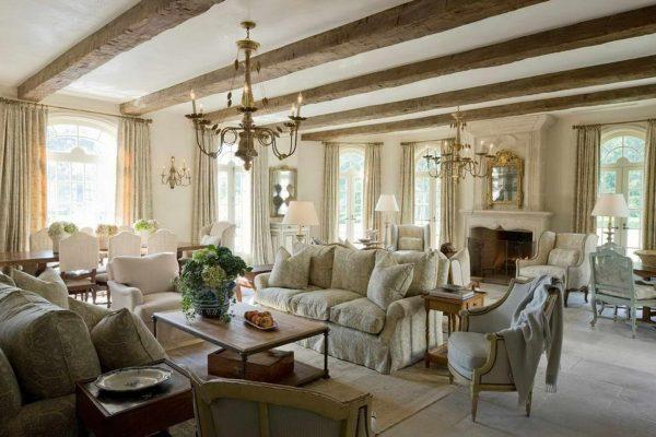 Сочетание мебели