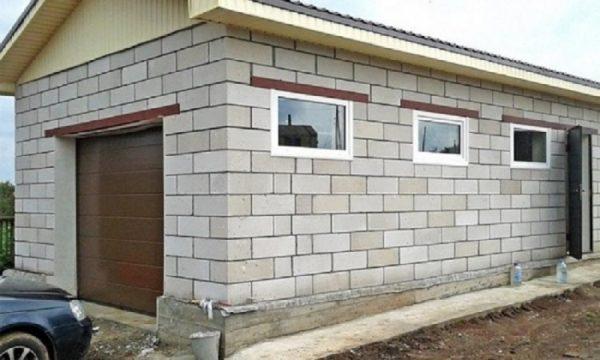 Блочное строительство
