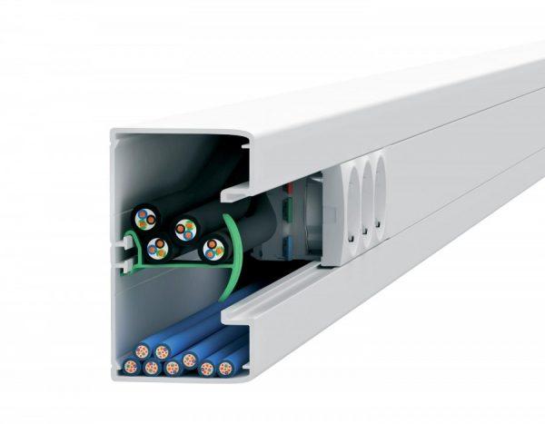 Защитный кабель-канал