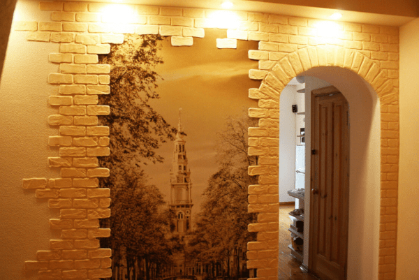 Кирпичики для отделки стен
