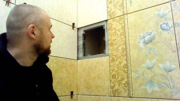 Скрытая дверца