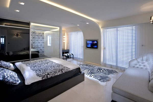 Спальня-модерн
