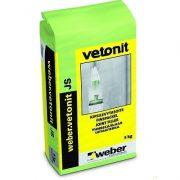 Универсальная полимерная шпаклевка Weber-Vetonit JS