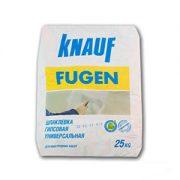 Гипсовые шпаклевки от Knauf