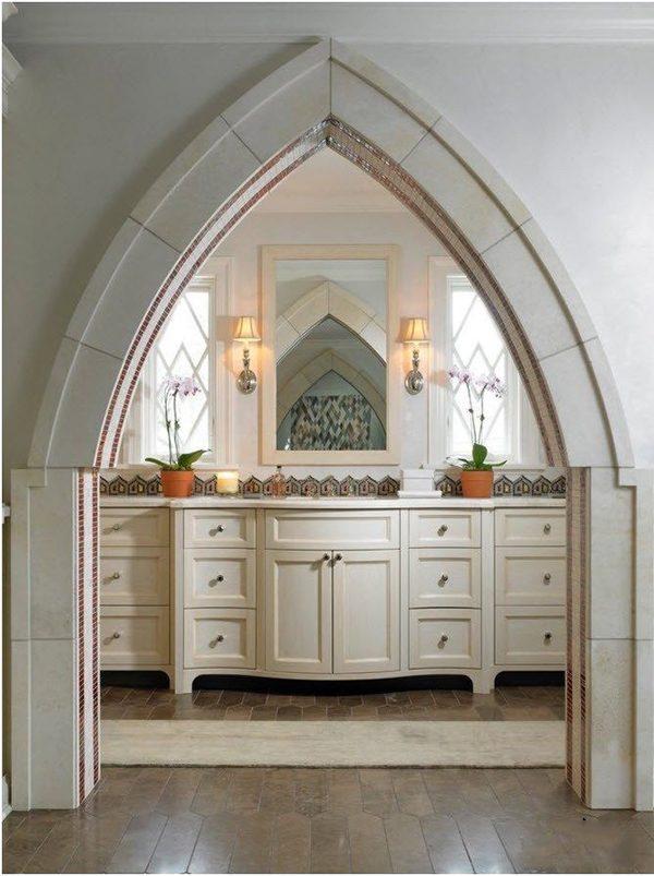 Арка в арабском стиле
