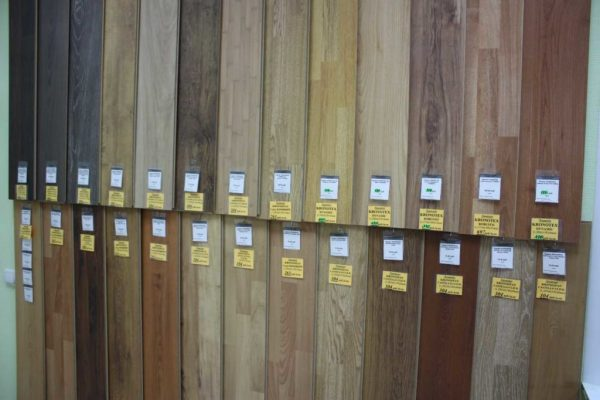 Разнообразие панелей