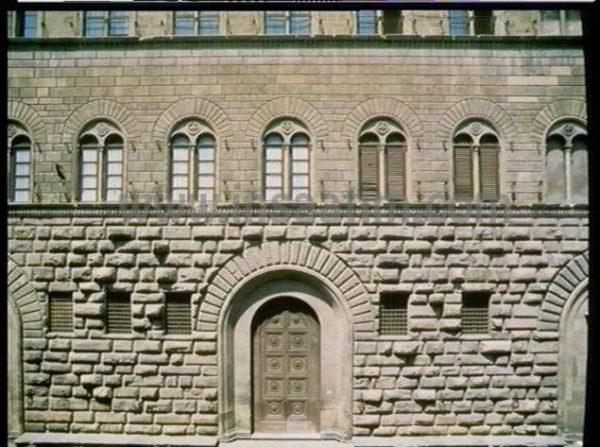 Здание прошлых веков