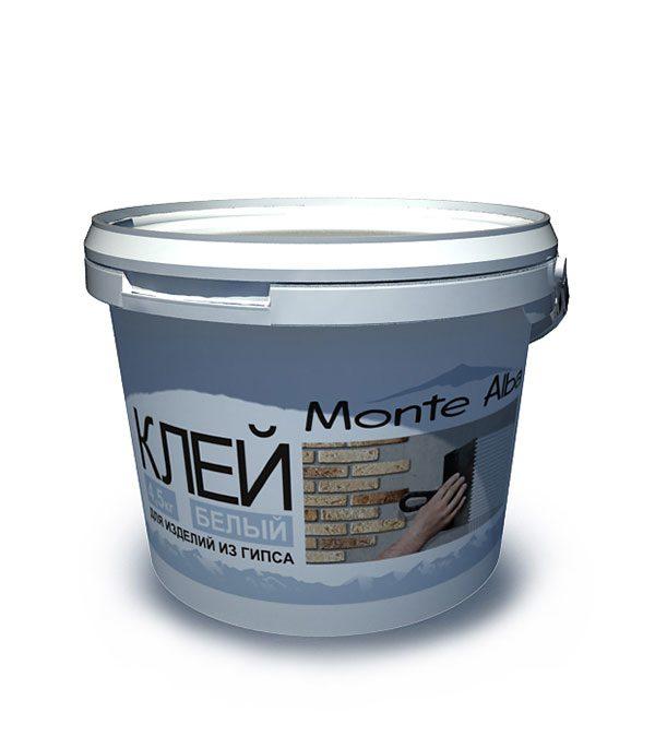 Клей «Монте Альба»